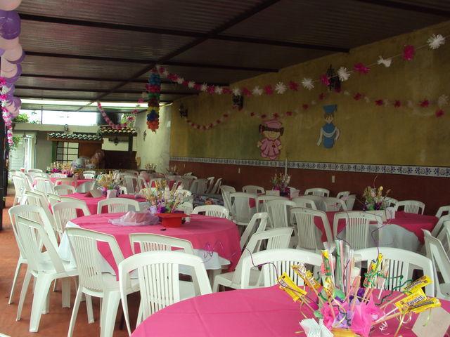 Mobiliario salon de fiestas infantiles for Mobiliario para salon